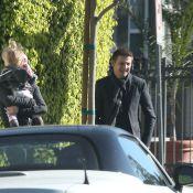 Jeremy Renner : Fraîchement séparé mais tout sourire pour sa fille