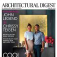 Retrouvez l'intégralité de l'interview de John Legend et sa femme Chrissy Teigen dans le magazine Architectural Digest en kiosque au mois de février 2015. Ils présentent les photos de leur nouvel appartement new-yorkais.