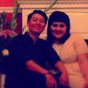 Beth Ditto de Gossip : Enfin mariée (légalement) à sa chérie !