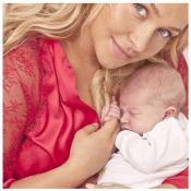 Hayden Panettiere : Maman heureuse avec sa petite Kaya et son colosse Wladimir
