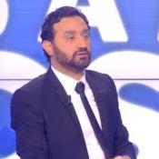 Charlie Hebdo : Cyril Hanouna, en deuil, déprogramme TPMP jusqu'à lundi