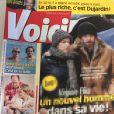 Retrouvez l'intégralité de l'interview de Chantal Ladesou dans le magazine  Voici  du 2 au 8 janvier 2015.