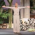 """Chantal Ladesou lors de la générale de la pièce """"Nelson"""" au Théâtre de la porte Saint Martin à Paris le 12 septembre 2014"""