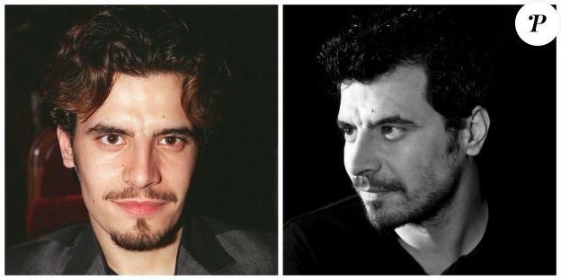 Pedro Alves en 2000 (à gauche, ©Abaca) et en 2014 (à droite, Facebook de Pedro Alves)