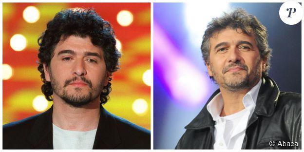 Daniel Lévi en 2000 (à gauche) et en 2011 (à droite). ©Abaca