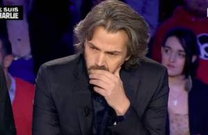 Charlie Hebdo : Aymeric Caron, dévasté, quitte le plateau d'On n'est pas couché