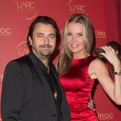 Henri Leconte et son épouse Florentine : Vodka et caviar pour le nouvel an russe