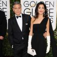 George Clooney and Amal Clooney arriving at the 72nd annual Golden Globe Awards held at the Beverly Hilton in Beverly Hills, Los Angeles, CA, USA, January 11, 2015.Photo by Sara De Boer/Startraks/ABACAPRESS.COM12/01/2015 - Los Angeles