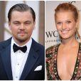 Leonardo DiCaprio et Toni Garrn se sont séparés après un an et demi d'idylle. (Photo-montage)