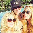 A la fin de l'année 2014, la chanteuse LeAnn Rimes est partie passer quelques jours de vacances au Mexique avec ses amies et son mari. Ils ont fêté le Nouvel An là-bas.