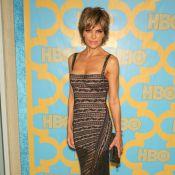 Lisa Rinna : En dix ans, l'actrice n'a pas changé... Sa robe non plus !