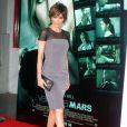 """Lisa Rinna à la Première du film """"Veronica Mars"""" à Hollywood, le 12 mars 2014."""