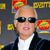 Jimmy Page : À 71 ans, la légende de Led Zep a séduit une actrice de... 25 ans !