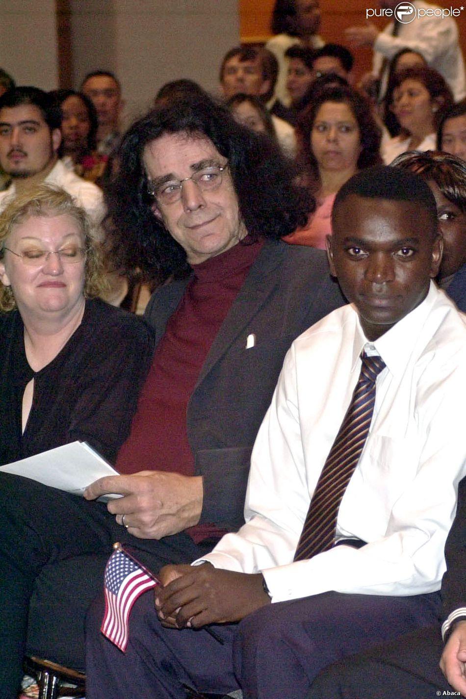 Peter Mayhew à Arlington, Texas, le 17 octobre 2005.