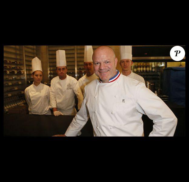 Philippe Etchebest pour Cauchemar en cuisine.
