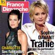France Dimanche, janvier 2015.