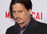 Johnny Depp, heureux en amour mais malheureux au cinéma : Il enchaîne les échecs