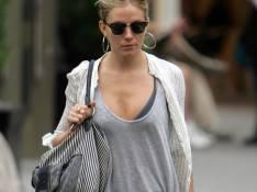 PHOTOS : Sienna Miller, triste et esseulée, se remonte le moral en shoppant...