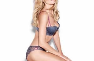 Heidi Klum : Créatrice et égérie sexy, elle dévoile sa ravissante lingerie