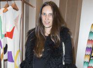Tatiana Santo Domingo enceinte et Marie-Ange Casta fêtent la mode italienne