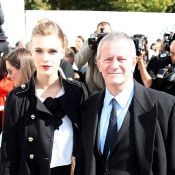 Francis Huster avec sa jeune amoureuse Gaia : Un ''ange qui lui a sauvé la vie''