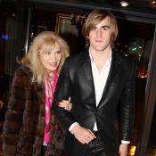 Amanda Lear : Son nouvel ami est le sosie de Gérard Depardieu jeune