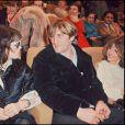 Gerard Depardieu à la première du film Barocco le 20 novembre 1976