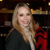 Tonya Kinzinger, radieuse pour la première d'M. Pokora au théâtre du Châtelet