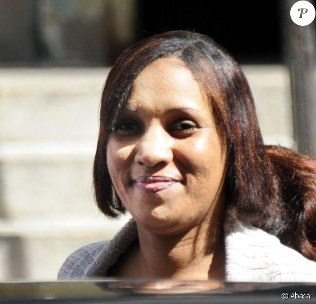 Nafissatou Diallo à New York, le 22 août 2011.