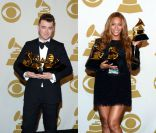 Grammy Awards 2015, le palmarès : Sam Smith et Beyoncé triomphent, so happy !