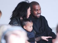 Fashion Week : Kim Kardashian et North applaudissent Kanye West et Kylie Jenner