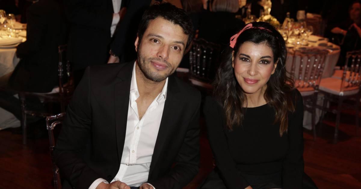 Mabrouk el mechri et reem kherici pendant la soir e des troph es du film francais au palais - Sonia mabrouk en couple ...