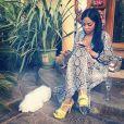 Princess Love a été arrêté le 11 février 2015 suite à l'agression de son petit ami le rappeur Ray J, il vient de payer sa caution pour qu'elle sorte de prison. Sur son compte Instagram, elle a ajouté une photo d'elle le 15 novembre 2014