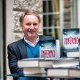 Dan Brown présente Inferno à Cologne, le 27 mai 2013.