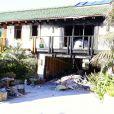 """""""Un incendie s'est déclaré dans la nuit du 11 février 2015 dans la chic maison de Pierce Brosnan à Malibu."""""""