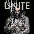 Jason Momoa en Aquaman pour Batman v Superman