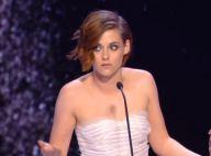 César 2015 : Kristen Stewart, victorieuse pour Sils Maria, entre dans l'Histoire
