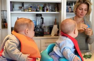 Elsa Pataky et Chris Hemsworth : Leurs jumeaux Sasha et Tristan ont bien grandi