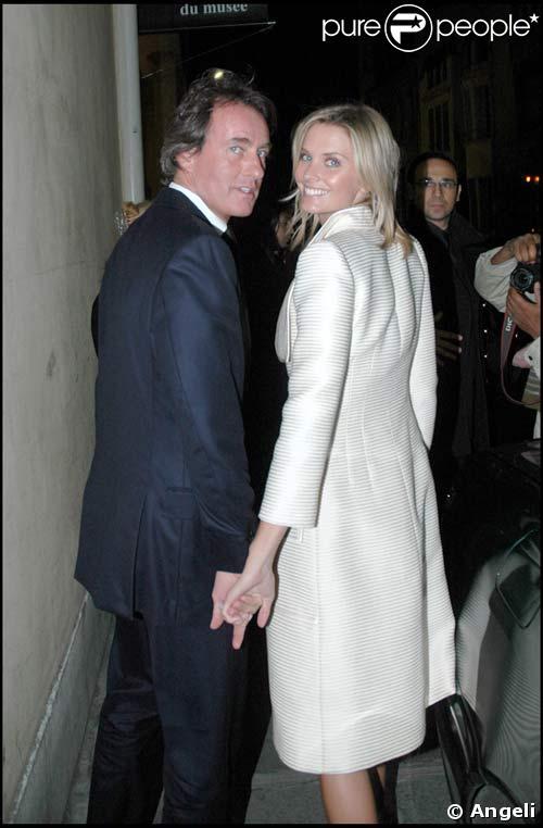 Tim Jefferies et son épouse Malin Johansson