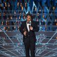 Alejandro G. Iñárritu pendant la 87e cérémonie des Oscars à Los Angeles, le 22 février 2015.