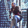 Chris Brown en concert au BB&T Center à Sunrise. Le 12 février 2015.