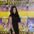 """Ayem Nour - Générale du spectacle """"Bollywood Express"""" au Palais des Congrès à Paris, le 27 novembre 2014."""