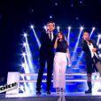 Les coachs reprennent Come together des Beatles dans The Voice 4 sur TF1, le samedi 28 février 2015