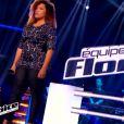 Battle Maliya Jackson et Carol-Anne dans The Voice 4, sur TF1, le samedi 28 février 2015