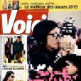 Magazine  Voici,  en kiosques le 27 février 2015