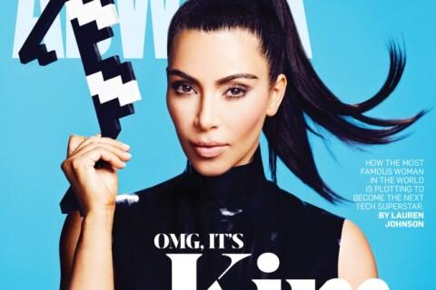 """Kim Kardashian, sexy en latex : """"Nous sommes une famille comme les autres"""""""