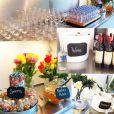 Storm Uechtritz a organisé l'anniversaire surprise de Ronan Keating dont elle a partagé quelques photos sur son compte Instagram, le 2 mars 2015
