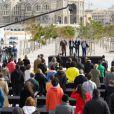 Une épreuve réunissait 300 candidats à Marseille s'est déroulée pour sélectionner les futurs candidats de  Masterchef  saison 5.