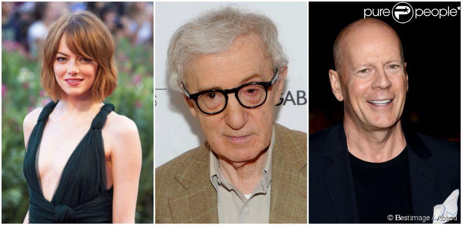 Woody Allen va diriger Kristen Stewart et Bruce Willis pour la première fois dans un film prévu pour 2016.