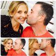 Sarah Michelle Gellar et son mari le 12 février 2015